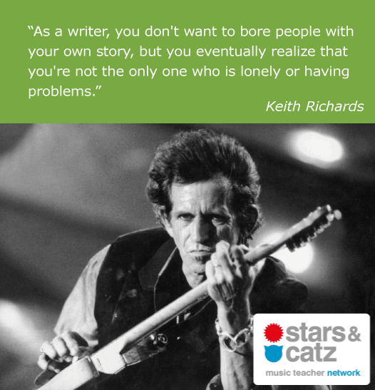 Keith Richards Music Quote 3